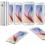 Samsung Galaxy S6 SM-G920F 32Gb Dazzling PLATINUM, Новосибирск