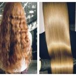 Требуются модели на выпрямление волос, Новосибирск