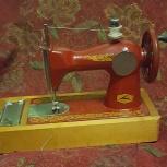 Машинка швейная детская, Новосибирск