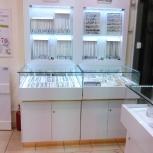 Продам прилавки, витрины, сейфы (из ювелирного магазина), Новосибирск