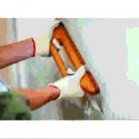 Штукатурные работы, выравнивание стен, шпаклевание стен, покраска, Новосибирск