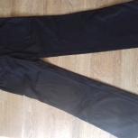 Теплые брюки с высоким поясом для беременных, Новосибирск