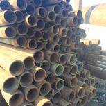 Трубы б/у, восстановленные, на забор. Продажа от метра. Без выходных, Новосибирск