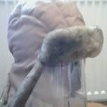 Зимняя шапка для мальчика 3-4 лет, Новосибирск