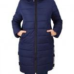 Пальто женское зимнее (утеплитель холлофайбер), Новосибирск