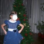 Платье р. 5-7 лет, Новосибирск