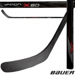 Новая хоккейная клюшка Bauer Vapor X80 Int Grip, Новосибирск