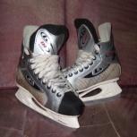 Продам коньки хокейные Botas 222 размер 23,5 см или 36,5, Новосибирск