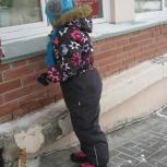 Верхняя одежда на девочку, Новосибирск