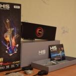 Продам игровую видеокарту HIS Radeon HD 6990, Новосибирск