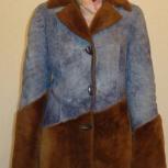 Продам куртку дубленку женскую натуральную, Новосибирск