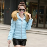 Куртка голубая новая, Новосибирск