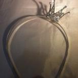 Новая корона ободок, диадема, Новосибирск
