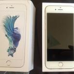 iPhone 6s, Silver, 32Gb (как новый), Новосибирск