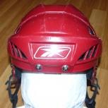 Профессиональный хоккейный шлем Reebok 8K, Новосибирск