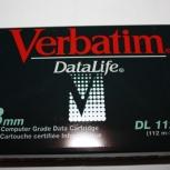 Видео 8mm Verbatim Made in Japan, Новосибирск