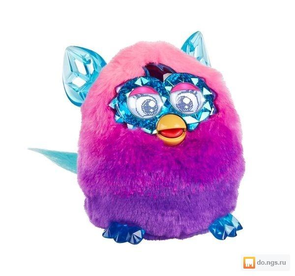Hasbro Furby - «Немного перехвалили)» | Отзывы
