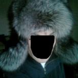 теплая меховая шапка, Новосибирск