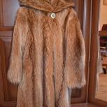 Продам шубу из меха енота, Новосибирск