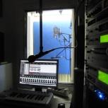 Студия звукозаписи, запись песни, Новосибирск
