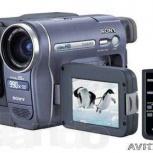 Видеокамера Sony Handycam, Новосибирск