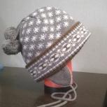 Зимняя шапка, Новосибирск