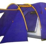 Палатка Четырехместная туристическая палатка -1605, Новосибирск