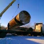 Куплю стальные резервуары из-под ГСМ, Новосибирск