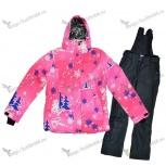 новый костюм лыжный на меху размер 50-52-54, Новосибирск
