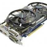 Продам видеокарту Gigabyte GeForce GTX 670 2Gb GDDR5 256bit, Новосибирск
