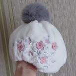 Зимняя шапочка, размер 46, Новосибирск