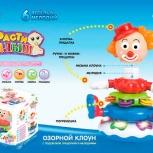 Озорной клоун, Новосибирск