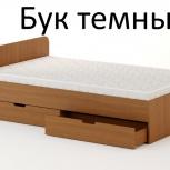 Кровать с ящиками 900 (без матраца), Новосибирск