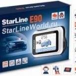 Продам новую автосигнализацию StarLine Е90, Новосибирск