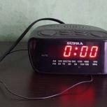 Часы с радио, Новосибирск
