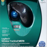 Logitech Wireless Trackball M570, Новосибирск