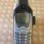 Телефон Nokia 6310i б/у + New кожаный чехол для Nokia 6310i, Новосибирск