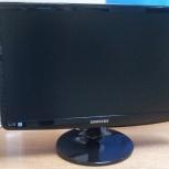 Монитор 22'' Samsung LS22A100, 1920x1080 (стороны 16:9), Новосибирск