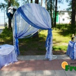 Оформление мероприятий, свадеб, Новосибирск