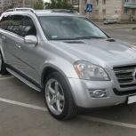 Mercedes-benz gl на 6 чел на свадьбу, Новосибирск