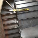 Лестница (каркас) ,изготовление и  монтаж, Новосибирск