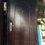 Входная правая дверь, Новосибирск