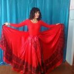 Продажа юбки для испанского танца, Новосибирск