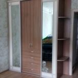 Шкафы-купе, корпусные и встроенные, мебель на заказ, Новосибирск