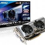 Продаётся видеокарта Palit Geforce GTX 570, Новосибирск