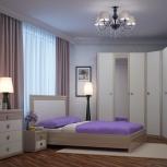 """Спальня """"Глэдис"""", Новосибирск"""