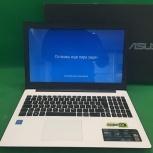 Стильный ноутбук Asus F553M, Новосибирск