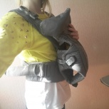 рюкзак- кенгуру для переноса детей, Новосибирск