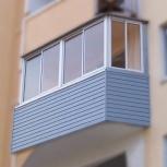 балконы лоджии пластиковые окна, Новосибирск