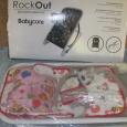Шезлонг Rock Out (розовый) для девочки, Новосибирск